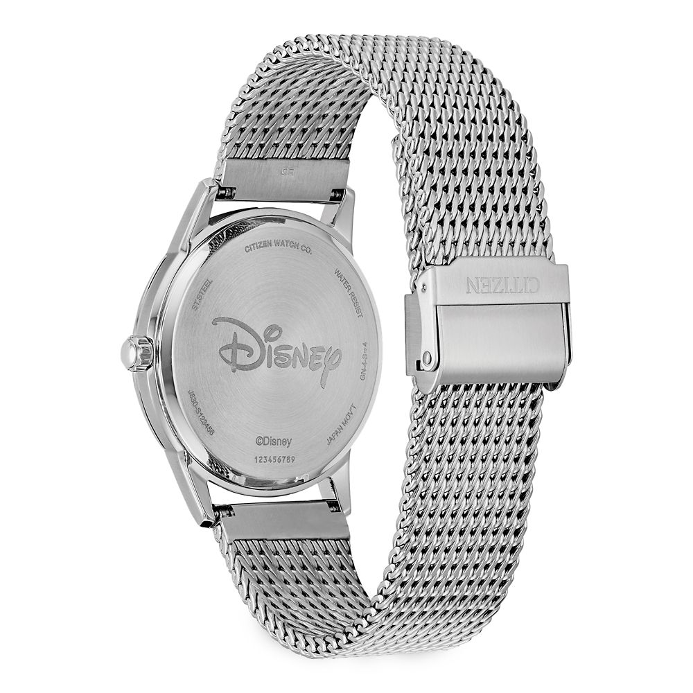 Mickey Mouse Icon Eco-Drive Watch for Adults by Citizen