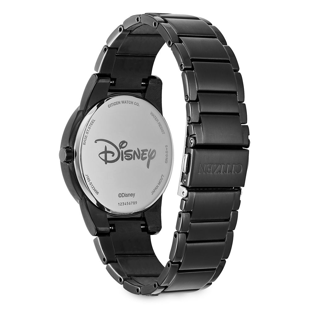 Mickey Mouse Eco-Drive Watch for Men by Citizen