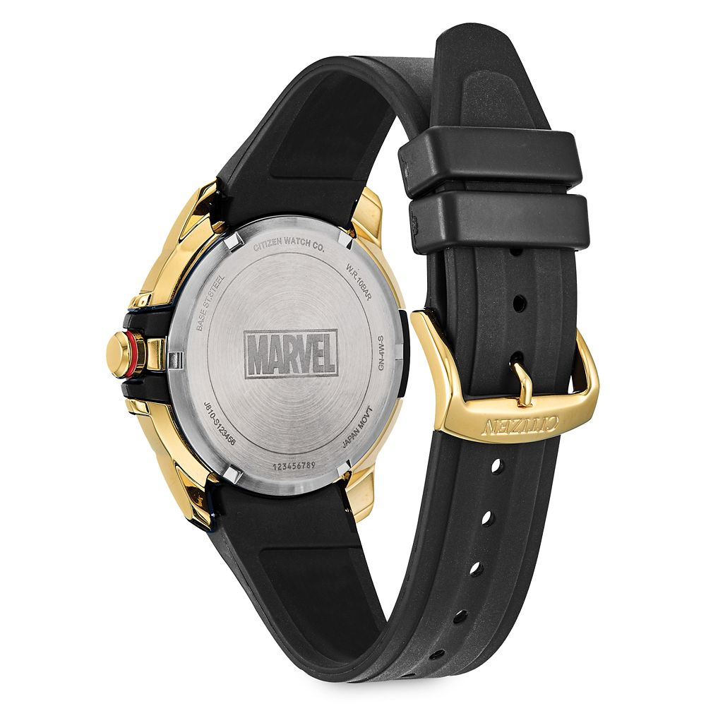 Marvel's Avengers Eco-Drive Watch for Men by Citizen