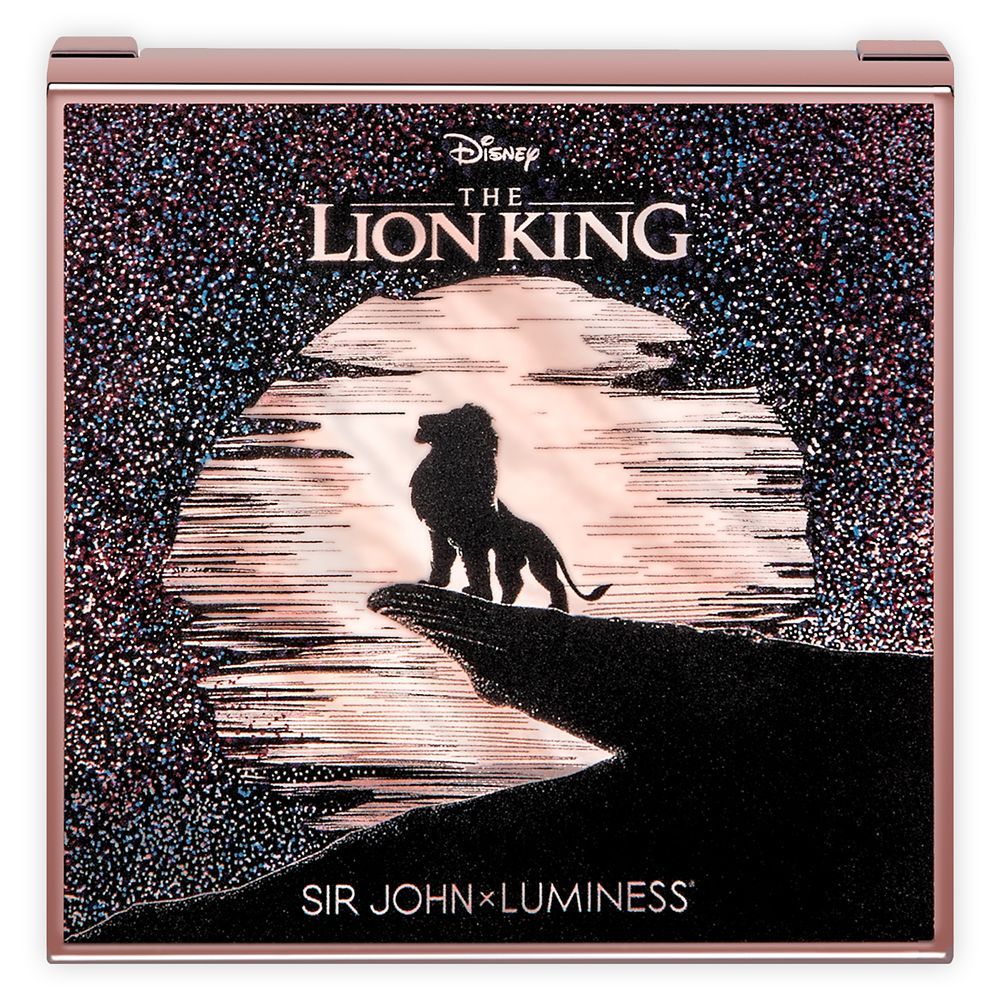 The Lion King Circle of Life Highlighter by Luminess – 2019 Film