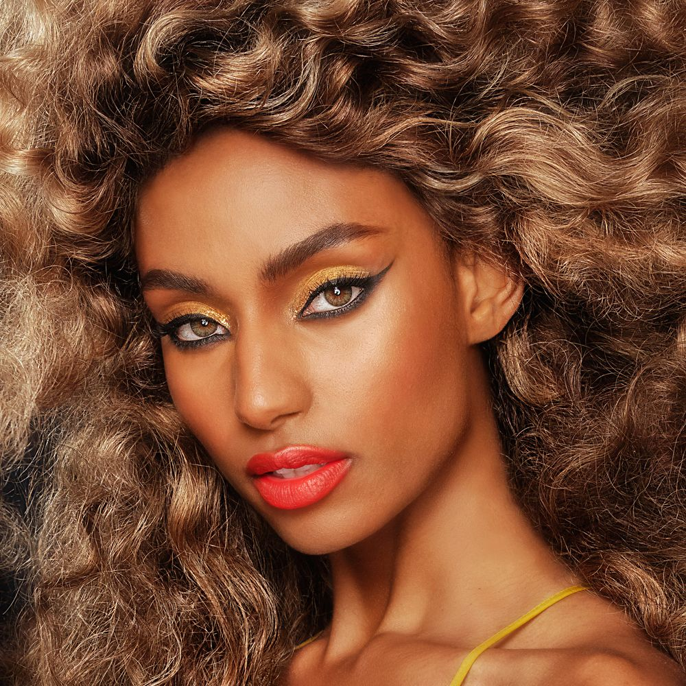 The Lion King Be Brave ''Lion's Mane'' Matte Lipstick by Luminess – 2019 Film
