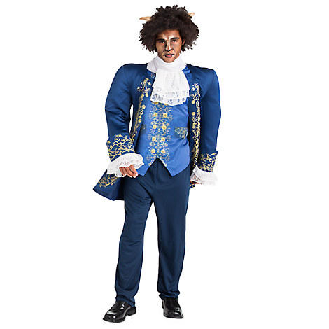Beast Costume for Adults by Disguise