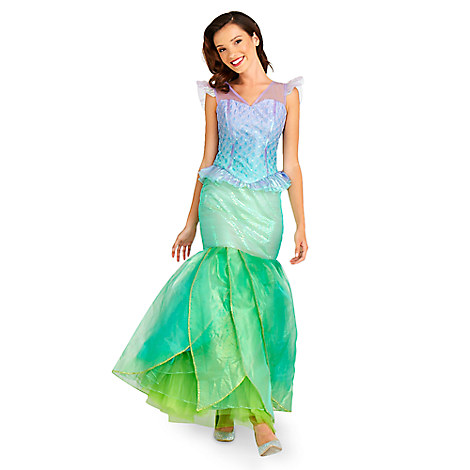 Ariel Costume for Adults