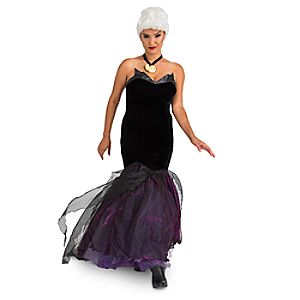 Top five disney store halloween costumes for women ursula costume for adults by disguise solutioingenieria Gallery