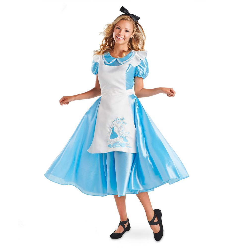 Alice Deluxe Costume for Adults by Disguise