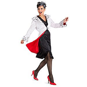 Cruella De Vil Costume for Adults by Disguise