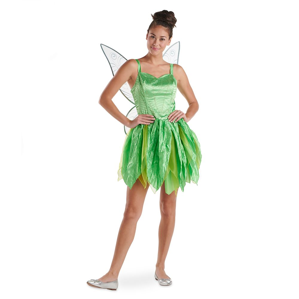 99c606918b6db Tinker Bell Prestige Costume for Adults by Disguise