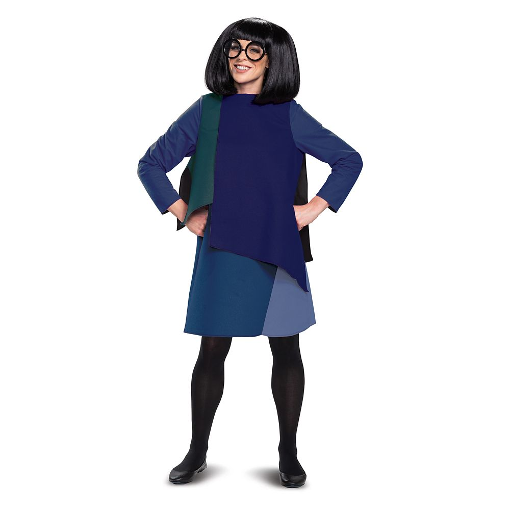 Edna Mode Deluxe Costume for Adults by Disguise - Incredibles 2