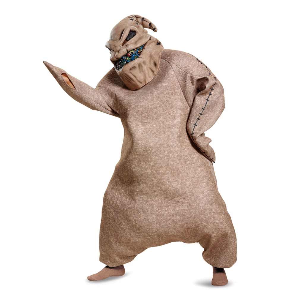 Oogie Boogie Prestige Costume for Adults by Disguise – The Nightmare Before Christmas