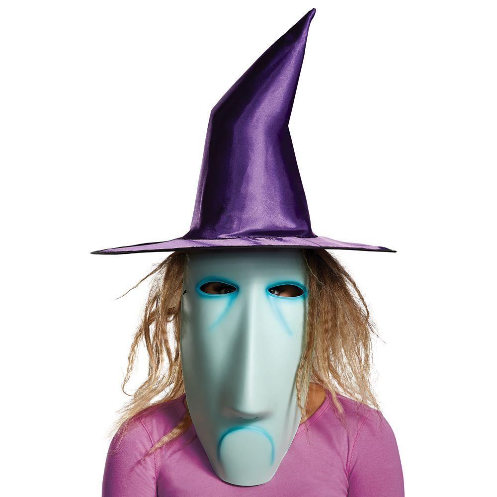 디즈니 할로윈 코스튬 '크리스마스의 악몽' 마스크 성인용 Shock Mask for Adults by Disguise - The Nightmare Before Christmas Disney