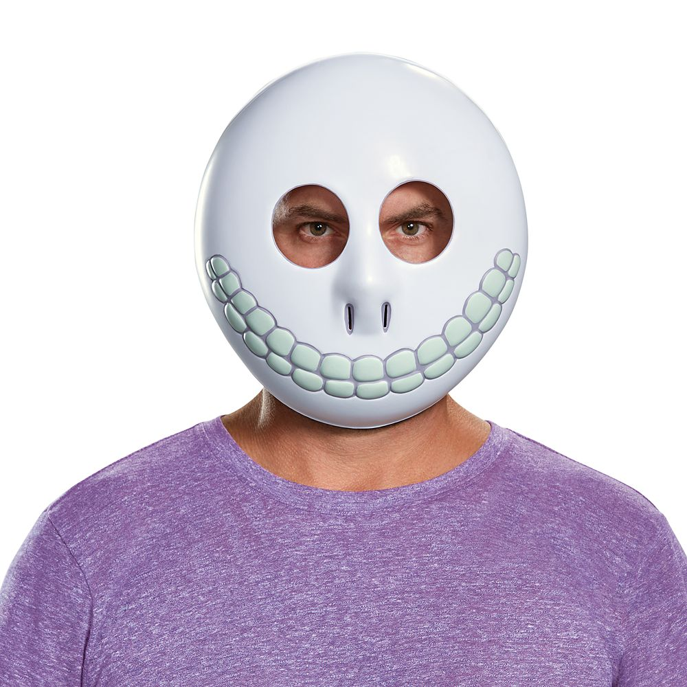 Barrel Mask for Adults by Disguise – The Nightmare Before Christmas