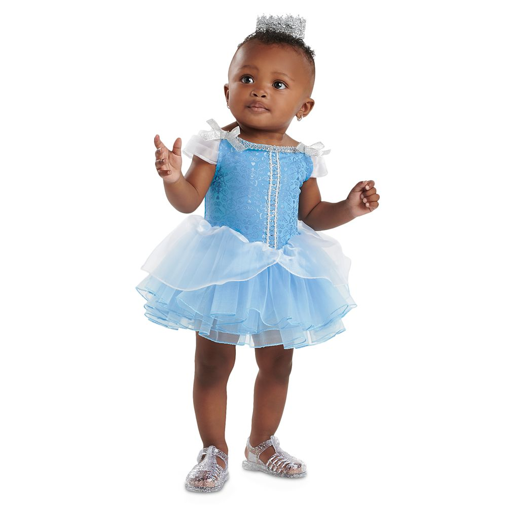 Cinderella Prestige Costume for Baby by Disguise