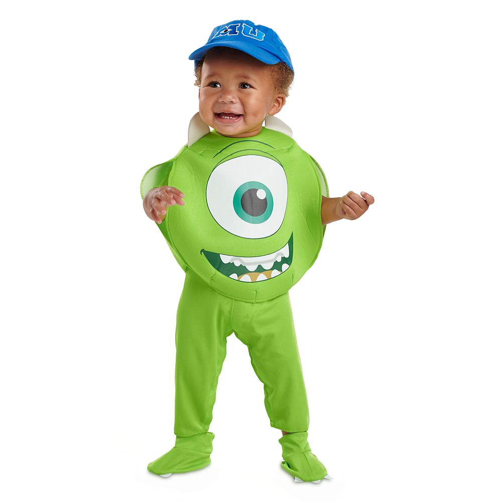 Mike Wazowski Costume For Baby By Disguise Shopdisney
