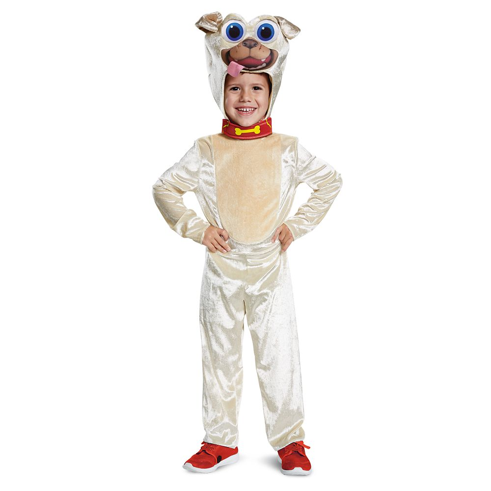 Rolly Costume for Kids by Disguise – Puppy Dog Pals