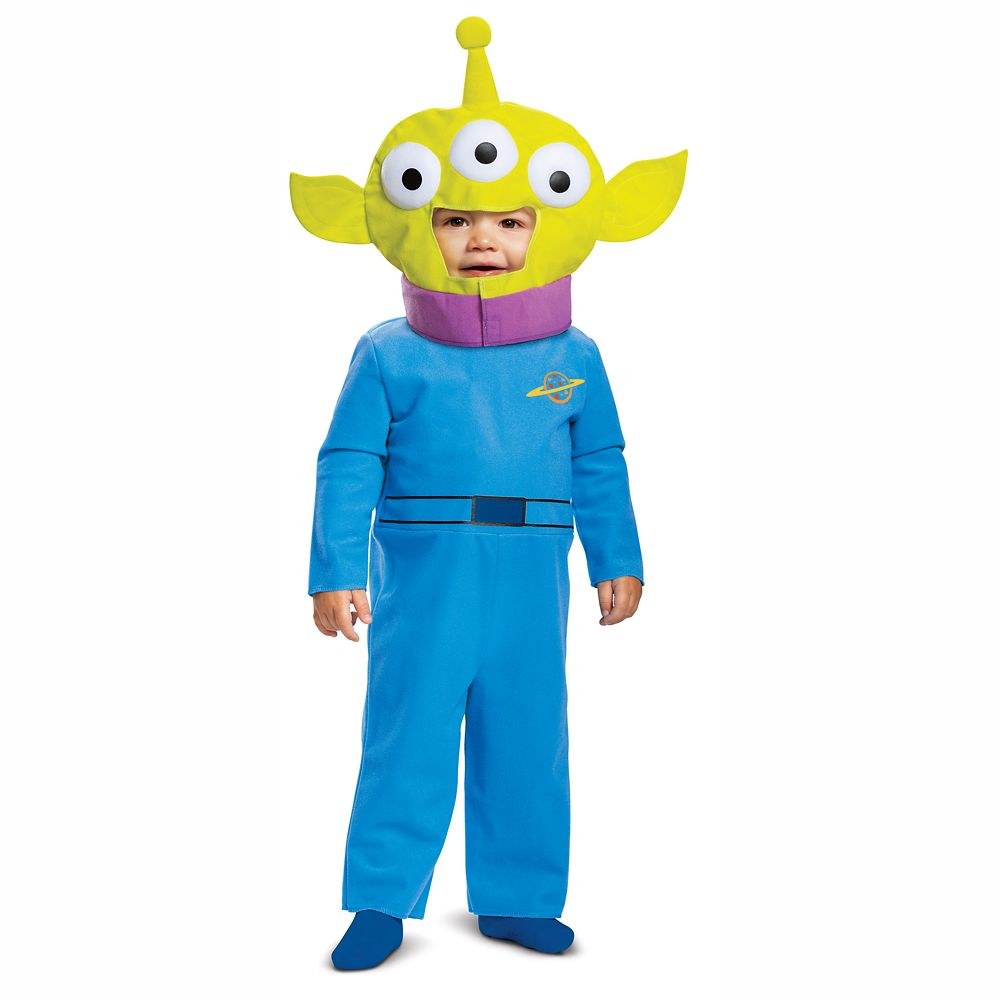 Alien Costume for Baby by Disguise – Toy Story