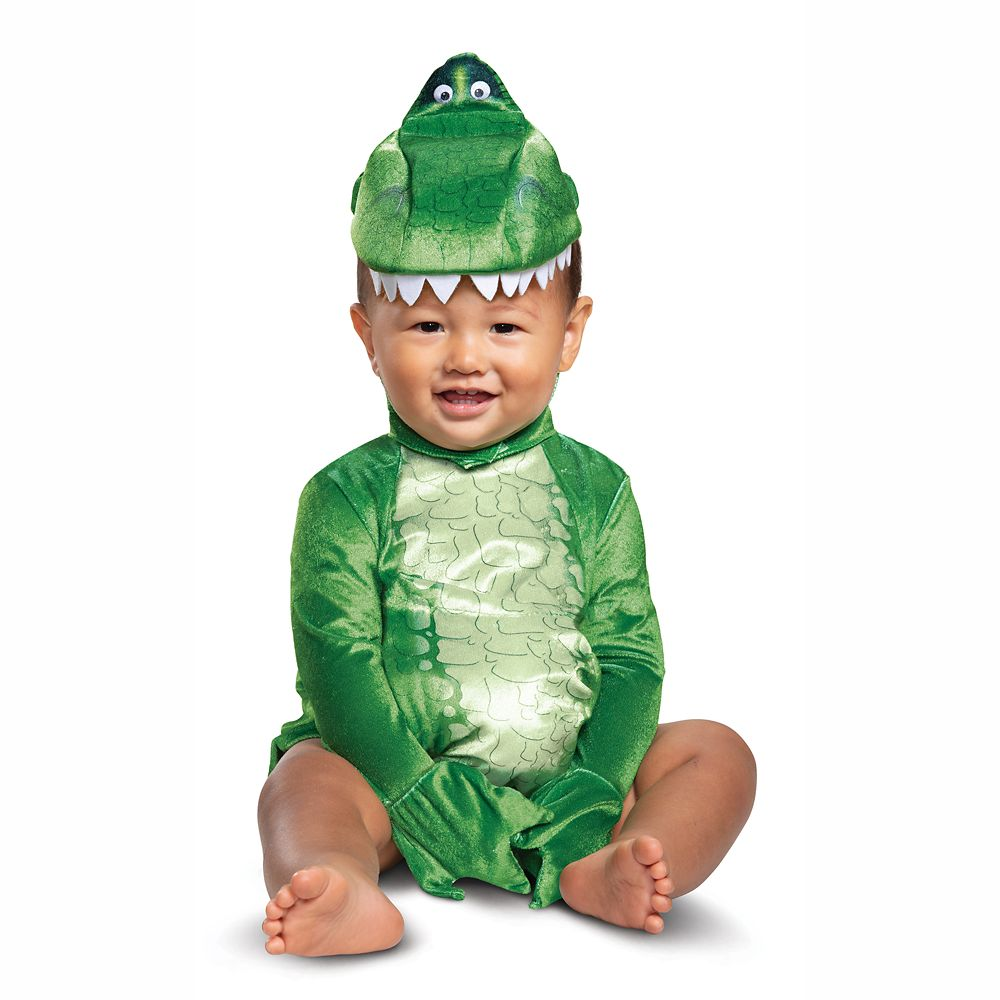 Rex Costume for Baby by Disguise – Toy Story