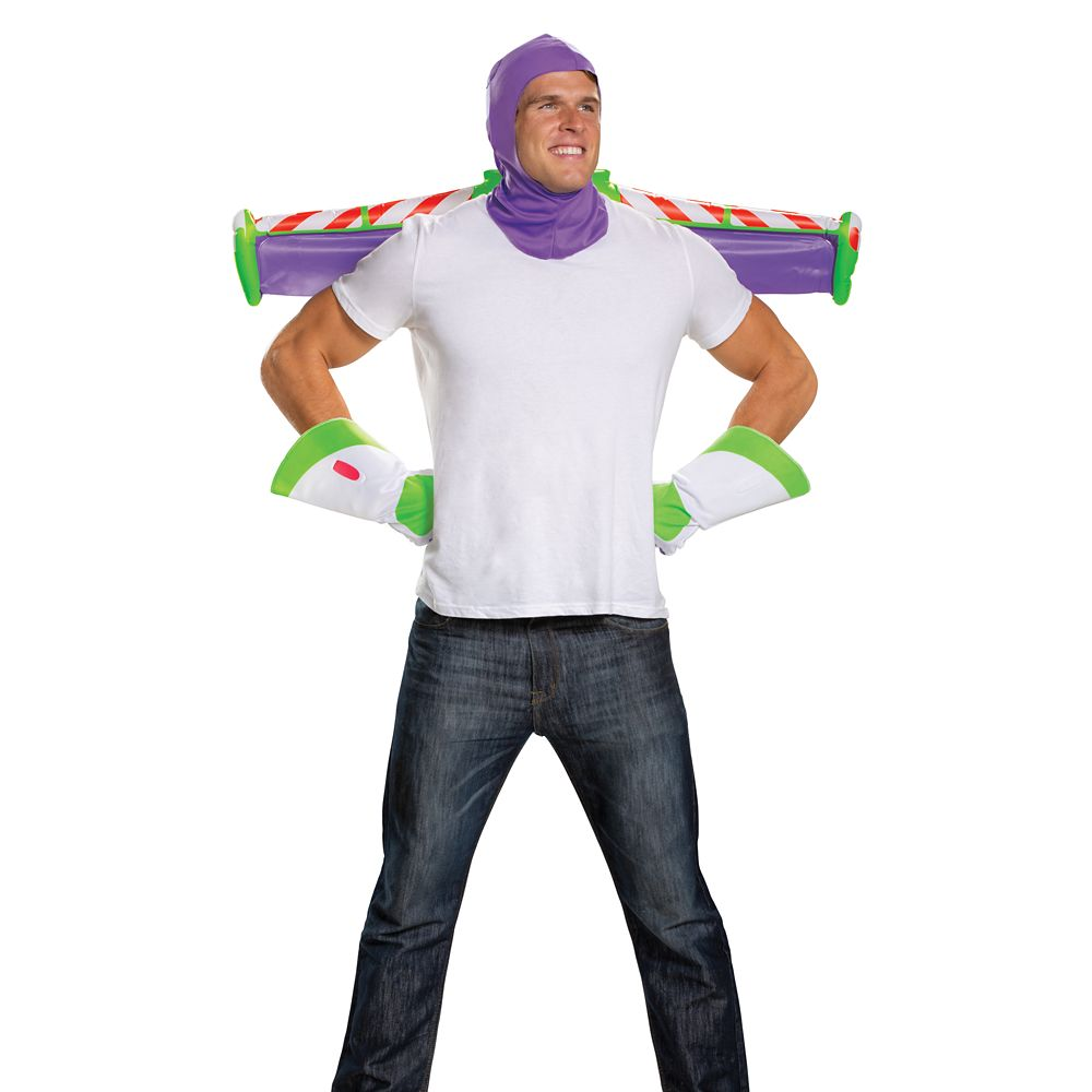 Buzz Lightyear Deluxe Costume Accessory Kit for Adults by Disguise Official shopDisney