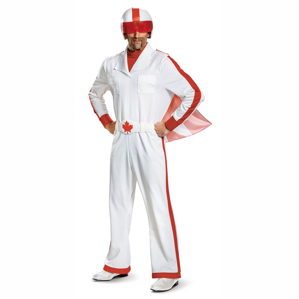 Duke Caboom Deluxe Costume for Adults by Disguise – Toy Story 4