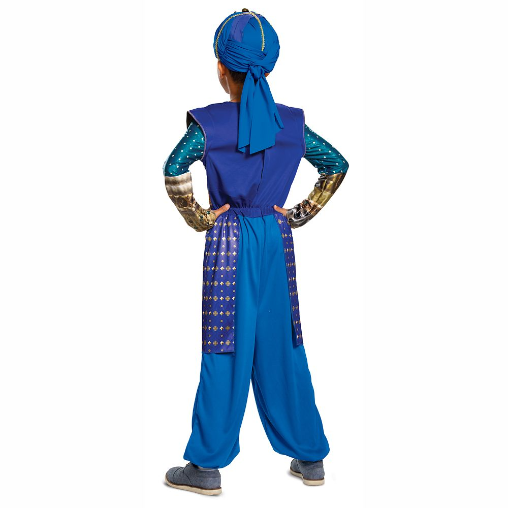 Genie Costume for Kids by Disguise – Aladdin – Live Action Film