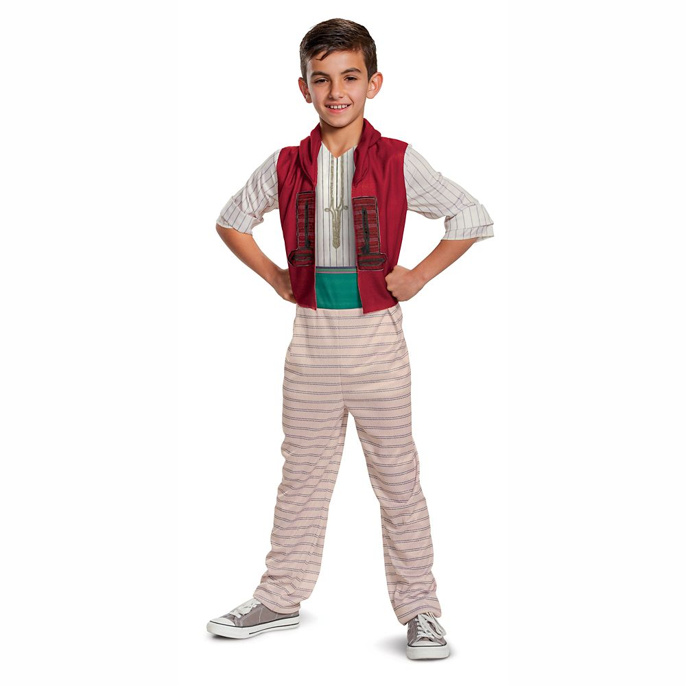 Aladdin Costume for Kids by Disguise – Live Action Film