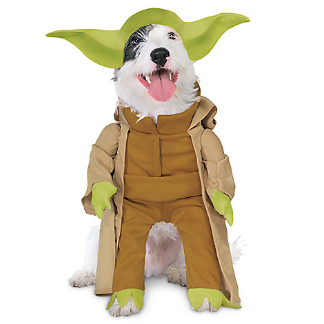 Yoda Costume for Pets by Rubie's