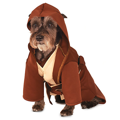 Jedi Costume for Pets by Rubie's