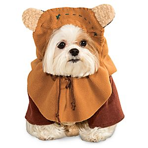 Ewok Costume for Pets by Rubie's