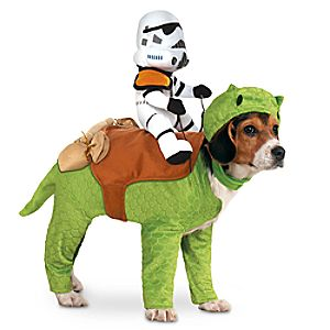 Dewback with Sandtrooper Pet Costume by Rubie's