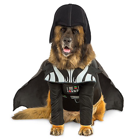 Darth Vader Costume for Pets by Rubie's - 2XL