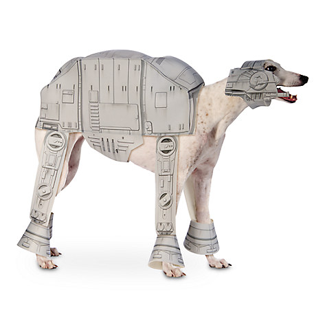 AT-AT Imperial Walker Pet Costume by Rubie's
