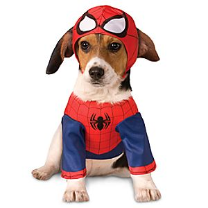 Spider-Man Pet Costume by Rubie's 3228060390090MS