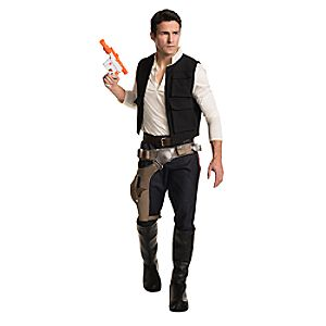 Han Solo Grand Heritage Costume for Adults by Rubie's