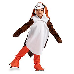 Porg Costume for Kids by Rubie's - Star Wars: The Last Jedi