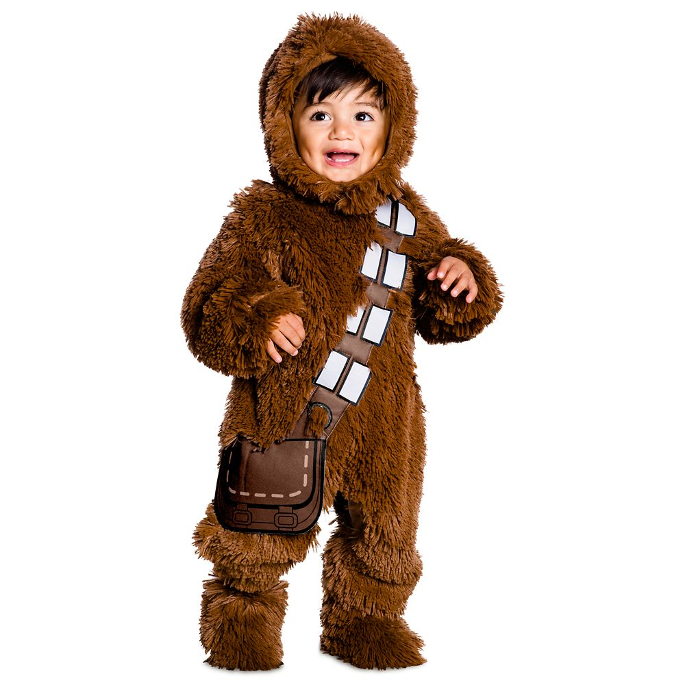 Chewbacca Costume for Baby by Rubie's – Star Wars