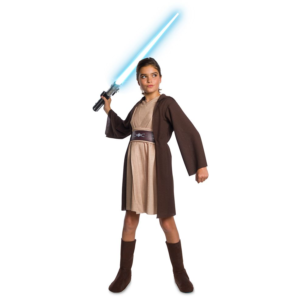Jedi Knight Deluxe Costume for Kids by Rubie's – Star Wars