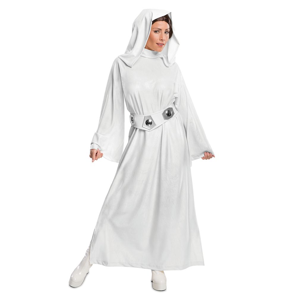 Princess Leia Costume for Adults by Rubie's – Star Wars