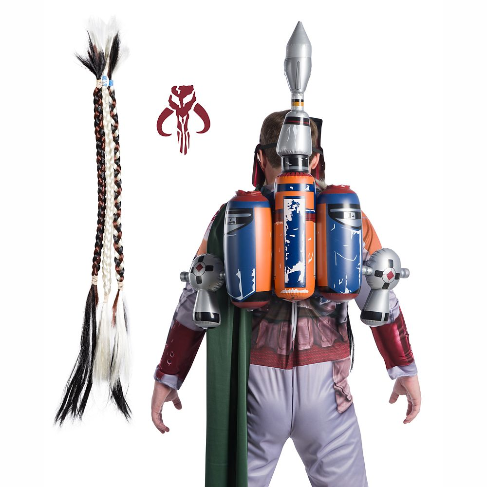 Boba Fett Costume Accessory Set by Rubie's – Star Wars