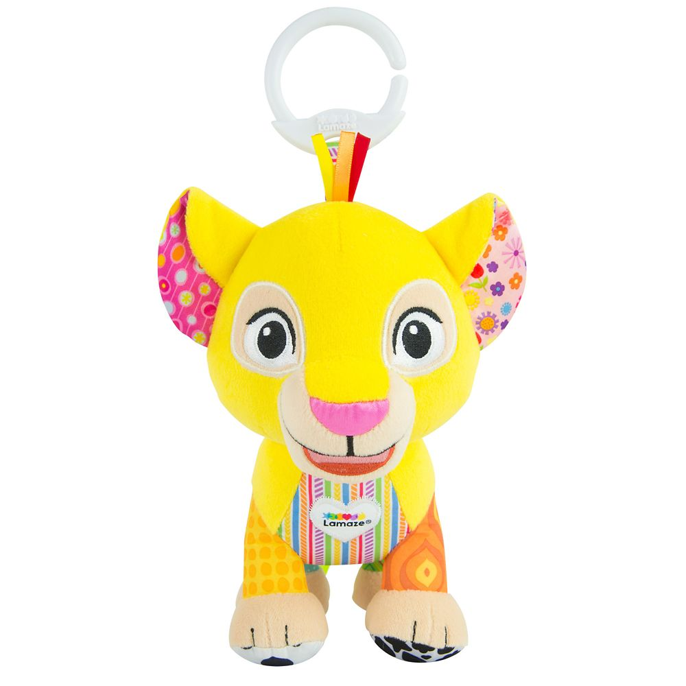 Nala Clip & Go Plush for Baby by Lamaze – The Lion King