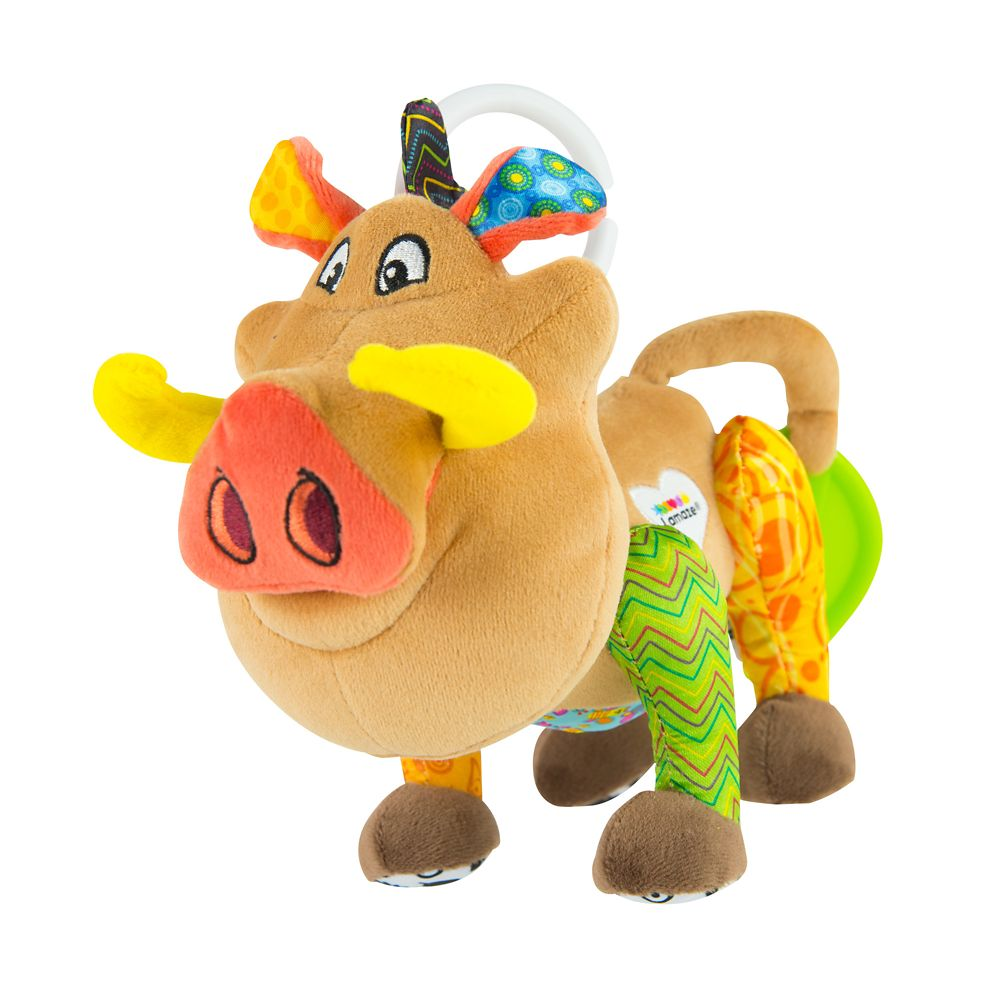 Pumbaa Clip & Go Plush for Baby by Lamaze – The Lion King