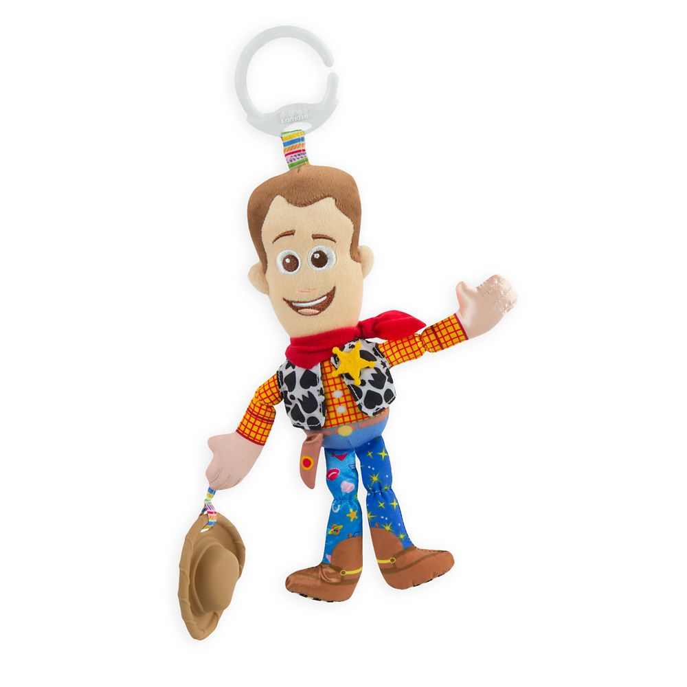 Woody Clip & Go Plush for Baby by Lamaze