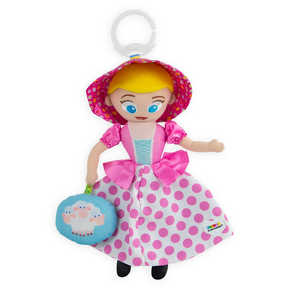 Bo Peep Clip & Go Plush for Baby by Lamaze