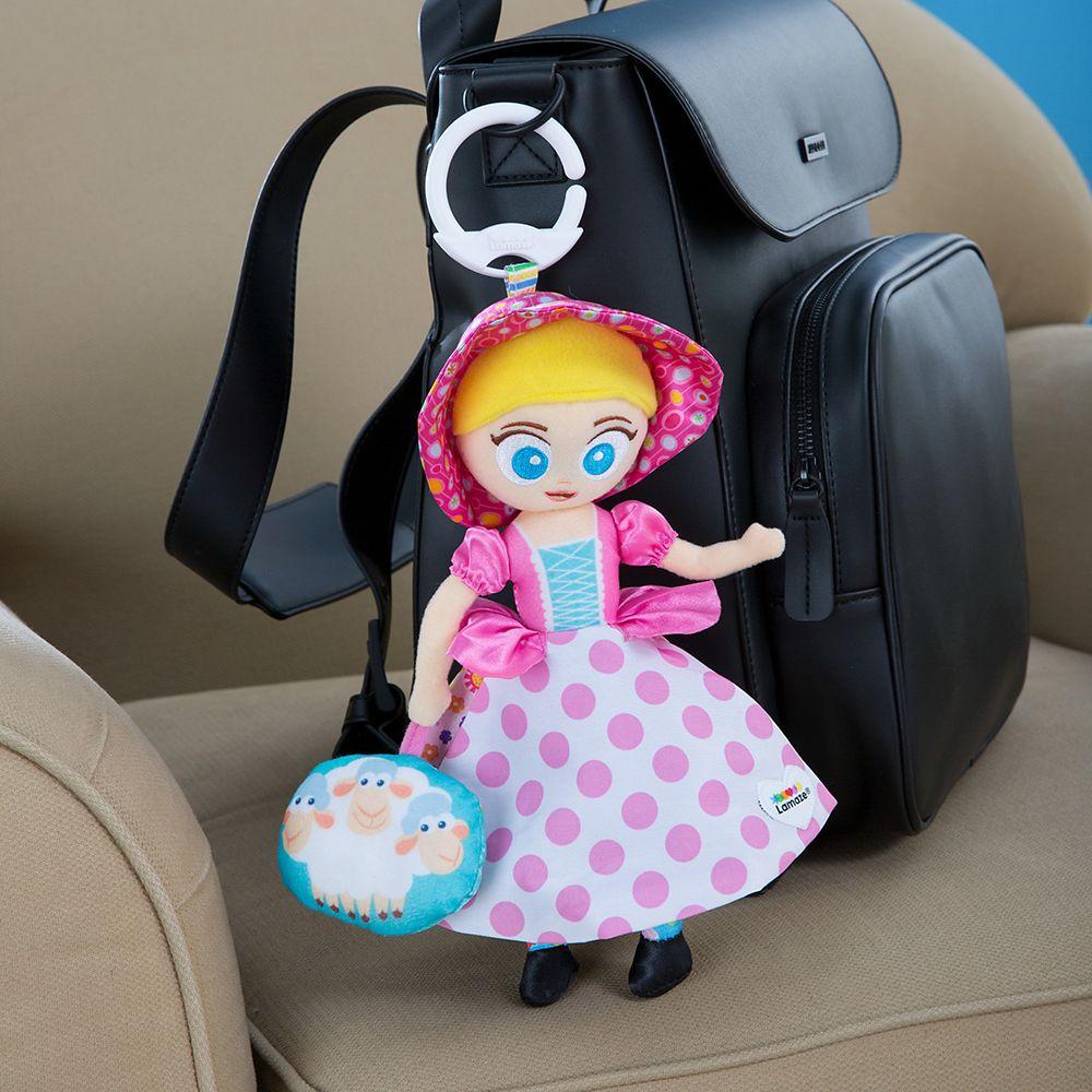 Bo Peep Clip & Go Plush for Baby by Lamaze