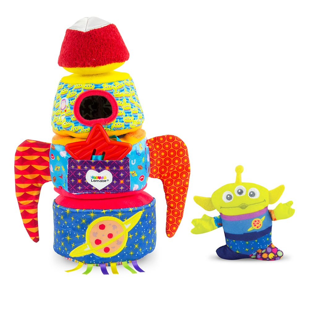 Toy Story Alien Stacking Ship for Baby by Lamaze