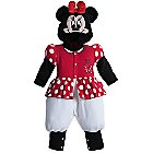 Minnie Mouse Fleece Costume Romper for Baby