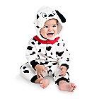 101 Dalmatians Fleece Costume Romper for Baby