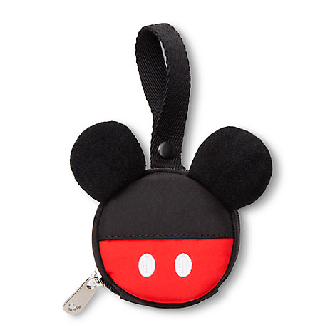 Mickey Mouse Pacifier Pouch