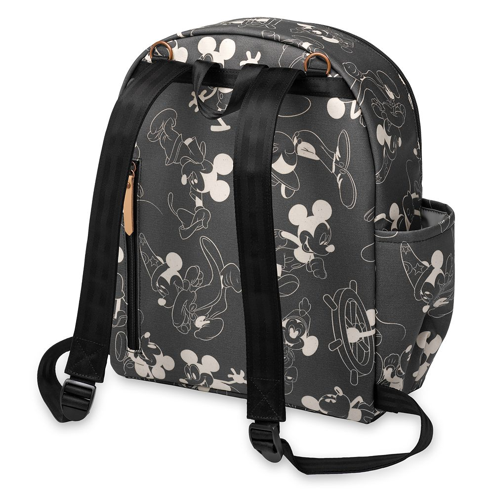 Mickey Mouse Ace Diaper Backpack by Petunia Pickle Bottom