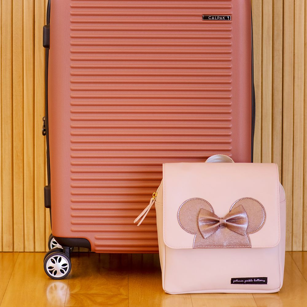 Minnie Mouse Mini Boxy Backpack by Petunia Pickle Bottom for Kids