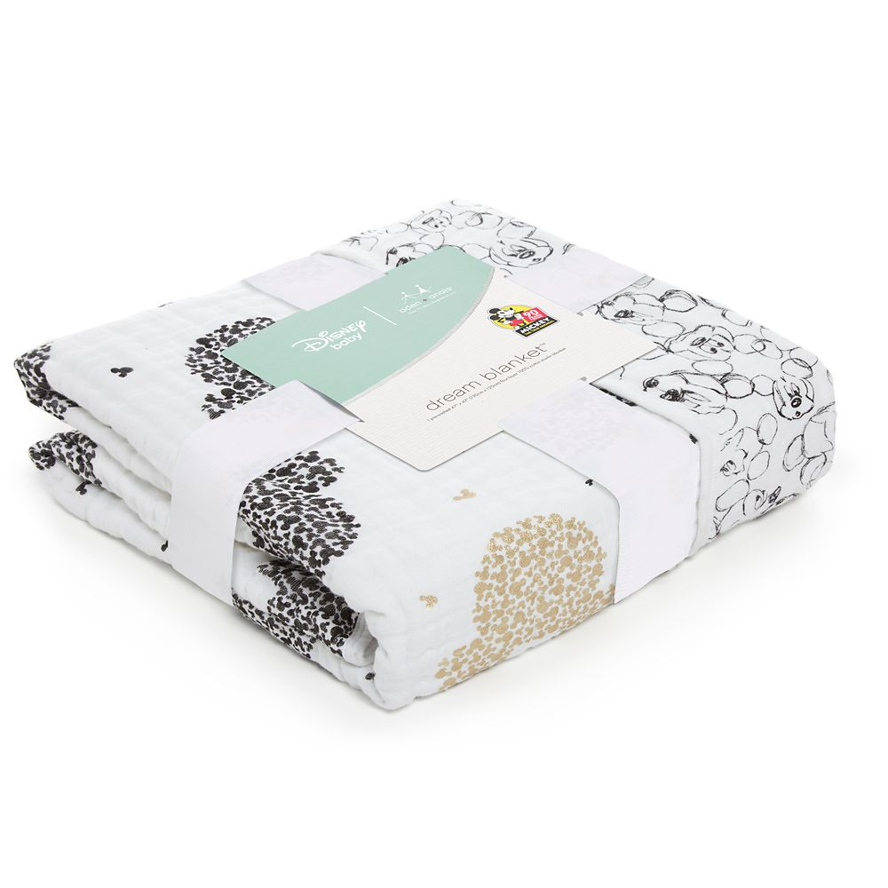 Mickey Mouse Dream Blanket by aden + anais®