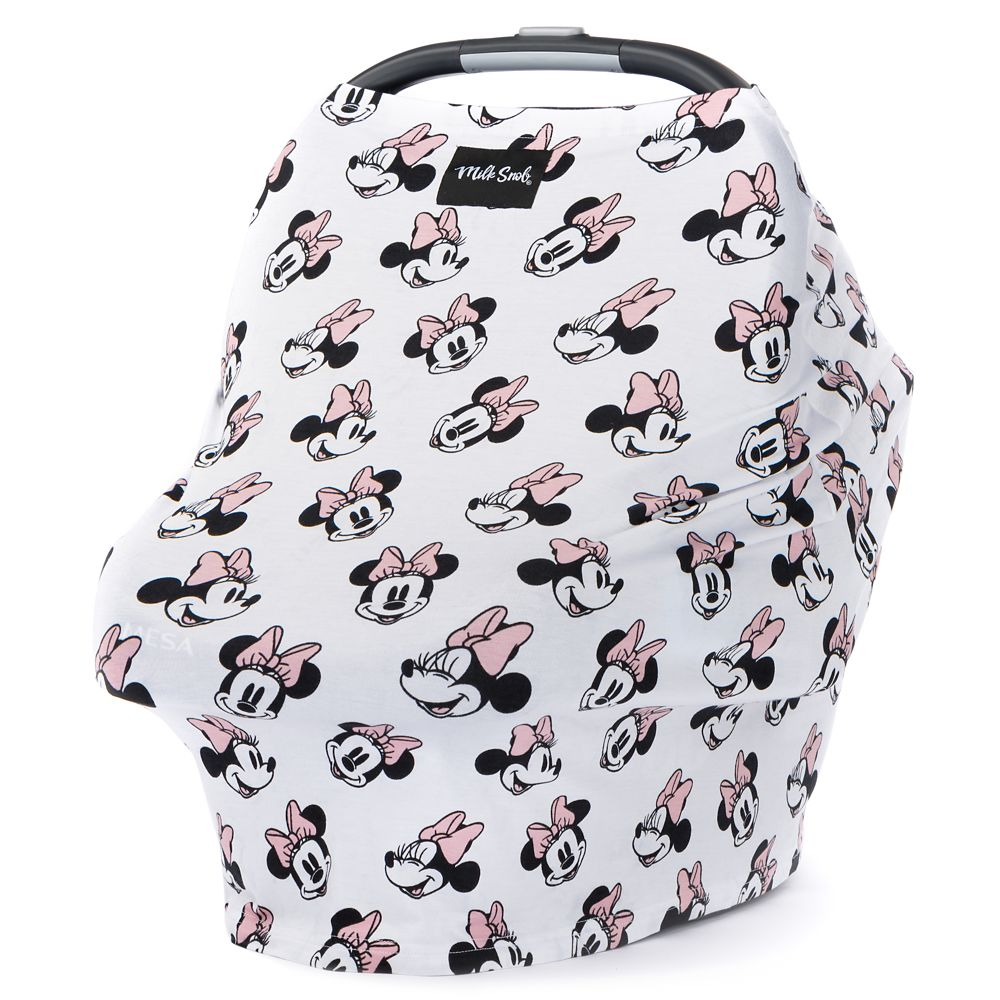 Minnie Mouse Baby Seat Cover by Milk Snob
